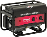 Бензиновый генератор Briggs&Stratton Sprint 3200A в Архангельске